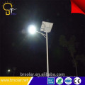 55w solar energy saving lps street led power pole light