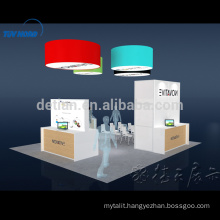 New fashional portable aluminium stand exhibition booth for trade shows