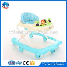 Фабрика многофункциональная пластичная 8 колес складывая вокруг ходока младенца / новая модель дешево малыши детей walker OEM