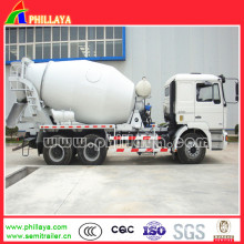 Sinotruk HOWO Truck Cement/ Concrete Mixer for Sale