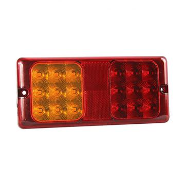 Low Profile LED Trailer Combination Tail Lamps