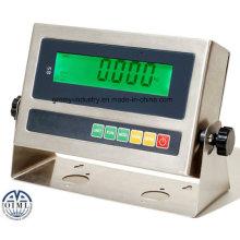 Indicador de pesaje estándar de la UE con aprobación OIML