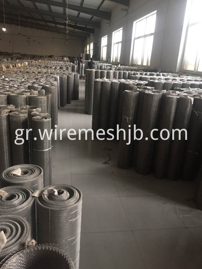 Woven Mesh Wire