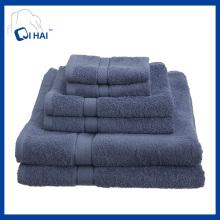 100% Cotton 6PCS Egyptian Cotton Towel Sets (QHWA4490)