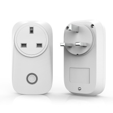 Electrical Timer Wall UK Mini Outlet Wireless Socket Alexa Wifi Smart Plug