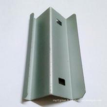 Pièce électrolytique d'estampage métallique pour machine