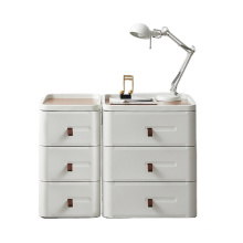 Multifunction Plastic Underwear Dresser Clothes Storage plastic storage cabinet