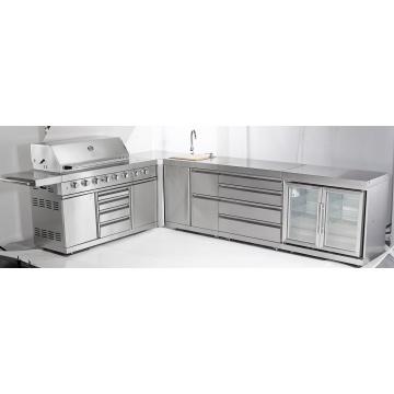 AGA Outdoor BBQ Galore Kitchen Designs pour l'Australie