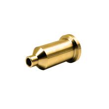 High precision 5axis cnc machining nozzle cheap brass cnc machining services