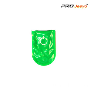 High Visible PVC Green Led Magnetic Clip