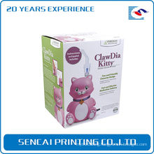 Empty Fashion Electronic Small Bear Case Packaging Box Electronic Products Packaging Gift Box