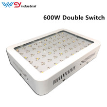 600W Doppelschalter LED Grow Light