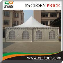 Tentes de pagodes de mariage luxueuses utilisées pour les hôpitaux et la salle de repos