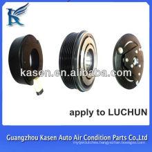 CVC ac compressor magnetic clutch pulley for LUCHUN