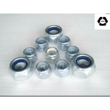 DIN 982 High Quality Stainless Steel Hex Nylon Lock Nut