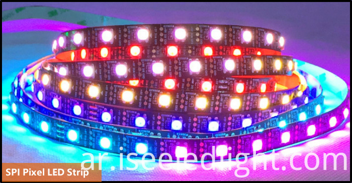 SPI LED Strip 04