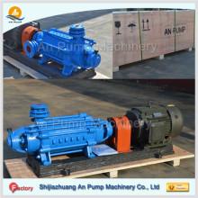 Bomba de água de múltiplos estágios de alta pressão de aço inoxidável