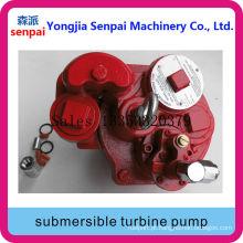 Bomba de turbina submersível