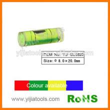 Vial de plástico con ROHS estándar YJ-SL0820