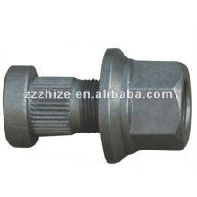 Tornillos de alta calidad del neumático para el autobús de Yutong y de Higer