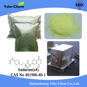 Sarms de musculação CAS 401900-40-1 Andarine