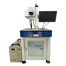 máquina de marcado láser de fibra para no metálicos