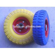 qingdao 200mm good quality pu wheels