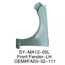MAZDA FAMILY(Third Generation) Front Fender-L