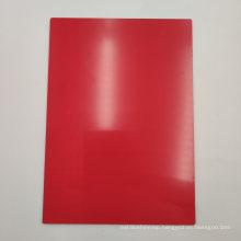 Red Grandland Decorative Aluminium Composite Panel