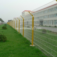 Svetsat Wire Mesh Security Fence