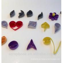 48 Farben Quilling Paper quilling Kits für Handmade 2016 Fashionanbieter Weihnachten Alibaba china
