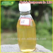 pure white organic multiflora honey