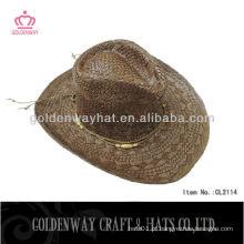 Chapéu de palha lala de venda quente para senhoras