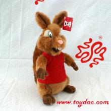 Фаршированная игрушка для животных с плюшевыми животными