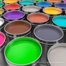 Resinas de PU para tinta de impresión