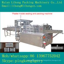 Gsb-220 Hochgeschwindigkeits-Automatik 4-seitige Bündel von Tupfer-Siegelmaschine