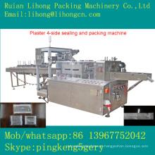 Gsb-220 alta velocidade automática 4-Side Bunds de Swab selagem máquina