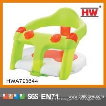 2015 cadeira de plástico novo banho de segurança para o bebê