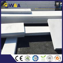(ALCP-175) Panneaux muraux ALC / AAC en béton préfabriqué en béton préformé en béton armé