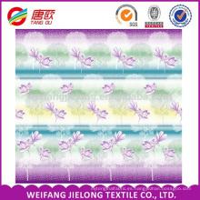 Impresión china del pigmento de la tela de algodón del proveedor 32 * 32 para las hojas de cama