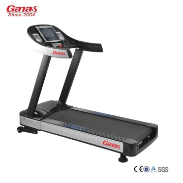 Fitness Club Commerciële heavy-duty loopband met tv
