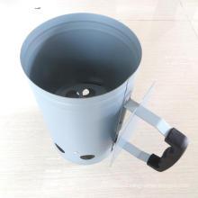 Дымоход уголь стартер Открытый Угольный ковш (HA67003)