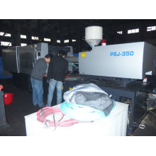 Machine d'injection en plastique pour PP, PE, Pet, PS Material Products
