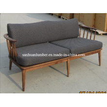 Классический стиль для естественных покрытие диван (SF-3KN-16)