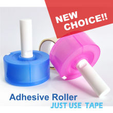 Tape Lint Roller for cleaning pet hair from your clothes and floor