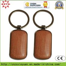 Délai de livraison rapide Porte-clés en bois personnalisé