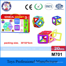 Hot Sale Block Toy Set Magnetic Connecting Building Blocks Toys Intelligent New Toys