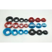 Aluminium Schrauben und Muttern, Schrauben und Scheiben