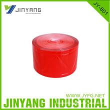 high visibility color prismatic PVC reflective tape