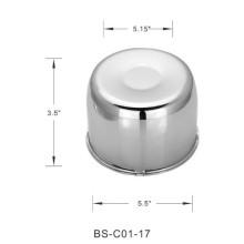 Tampa do cubo da roda de 139mm caps como as peças de automóvel